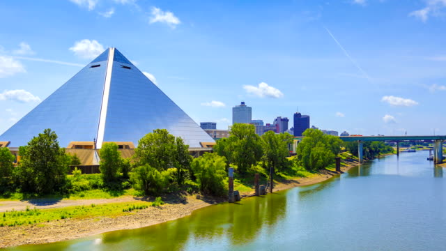 memphis, tennessee - memphis tennessee stock videos and b-roll footage