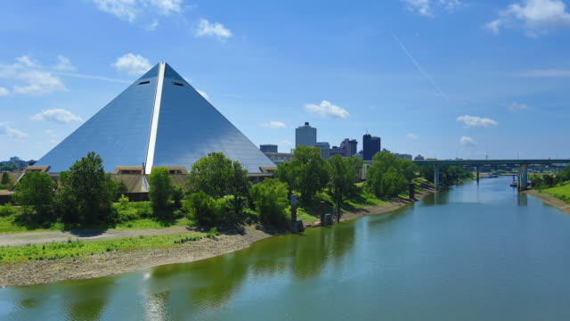 memphis, tn - memphis tennessee stock-videos und b-roll-filmmaterial