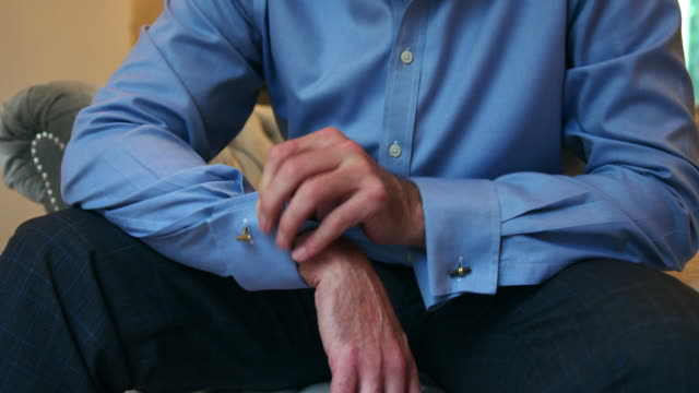 men and lifestyles - cufflink stock videos & royalty-free footage
