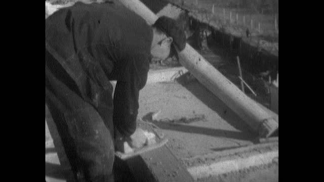 men and women working together on building site in china; 1964 - maoism stock videos & royalty-free footage