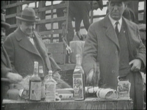 USA: 100 Years Since Prohibition Begins