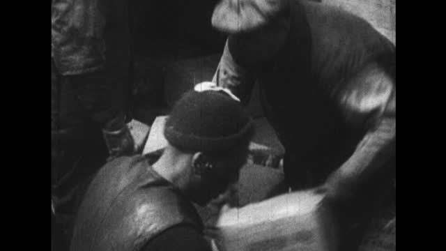 men bring illegal alcohol into the usa via boat in the 1920s - 1920 stock videos & royalty-free footage