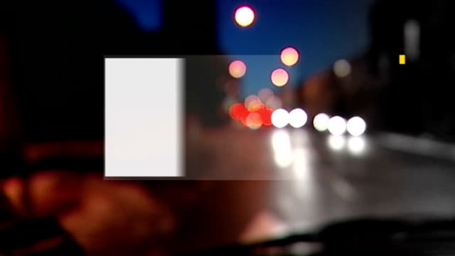 men forced under age girls to have sex according to evidence heard in court night reporter to camera blurred lights of city at night seen from driver... - witness stock videos & royalty-free footage