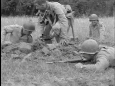 men in field / man talking on phone in field - bomb shelter stock videos & royalty-free footage