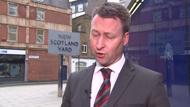 men jailed after planning driveby shootings new scotland yard ext commander dean haydon interview sot this is involving a group of individuals who... - military attack stock videos and b-roll footage