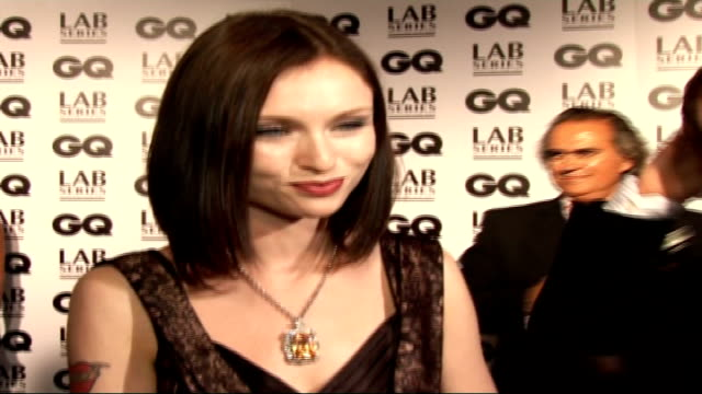 Interviews Sophie Ellis Bextor interview SOT Talks of posing seminaked / being married and a mum had made me more confident / not tempted by reality...