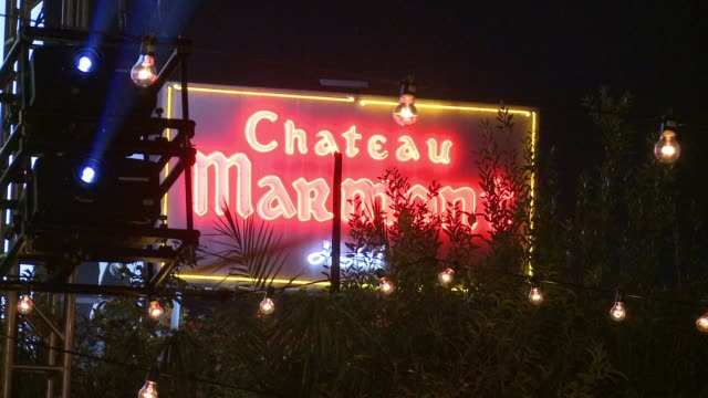 Men Of The Year Party at Chateau Marmont on December 08 2016 in Los Angeles California