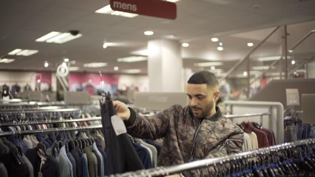 men shopping - short phrase stock videos & royalty-free footage