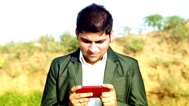 men using smartphone - video portrait stock videos & royalty-free footage