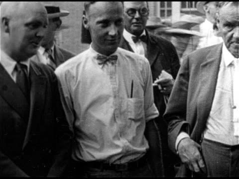 UNS: 21st July 1925 - John Scopes Found Guilty Of Teaching Evolution