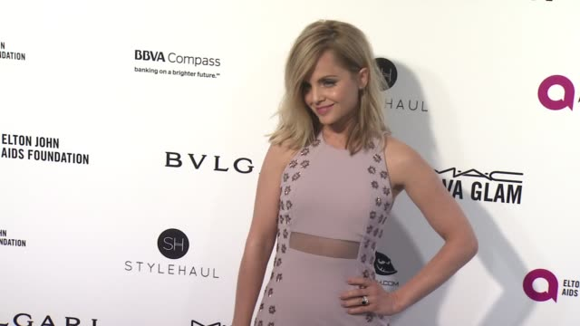 mena suvari at elton john aids foundation presents 24th annual academy awards viewing party on february 28, 2016 in west hollywood, california. - mena suvari stock videos & royalty-free footage
