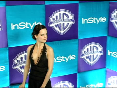 mena suvari at the in style magazine and warner brothers studios 6th annual golden globe party at the beverly hilton in beverly hills, california on... - mena suvari stock videos & royalty-free footage