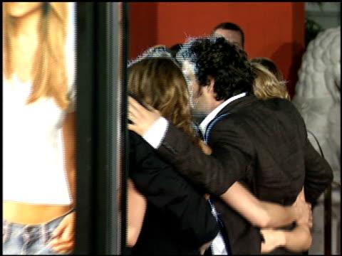 mena suvari at the rumor has it premiere at grauman's chinese theatre in hollywood, california on december 15, 2005. - mena suvari stock videos & royalty-free footage