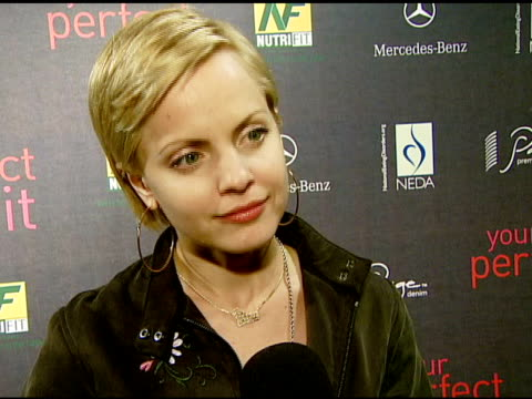 mena suvari on the event at the paige denim book launch at paige premium denim boutique in west hollywood, california on february 28, 2008. - mena suvari stock videos & royalty-free footage