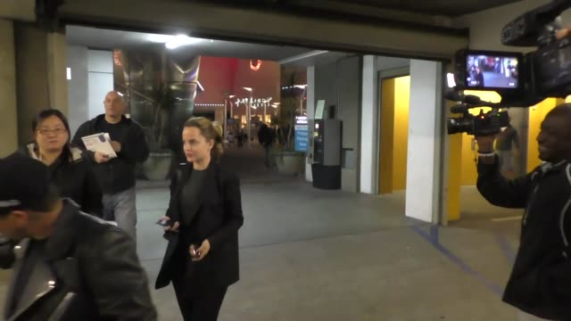 mena suvari outside the arclight theatre in hollywood at celebrity sightings in los angeles on december 07, 2015 in los angeles, california. - mena suvari stock videos & royalty-free footage