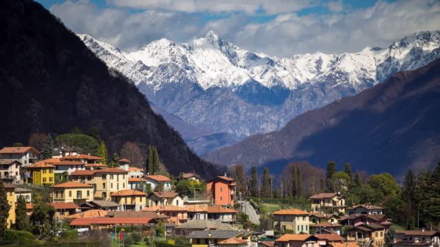 Menaggio, Italy - Time Lapse