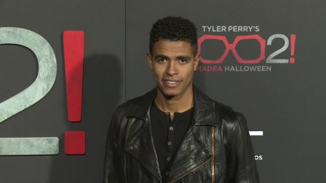 """Mendela Van Peebles at Lionsgate Presents the Los Angeles Premiere of Tyler Perry's """"Boo 2 A Madea Halloween"""" in Los Angeles CA"""