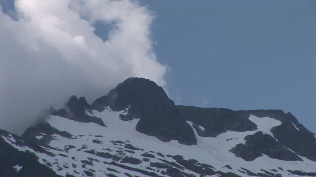 MS, ZO, WS, Mendenhall Glacier and Mendenhall Lake, Tongass National Forest, Alaska, USA