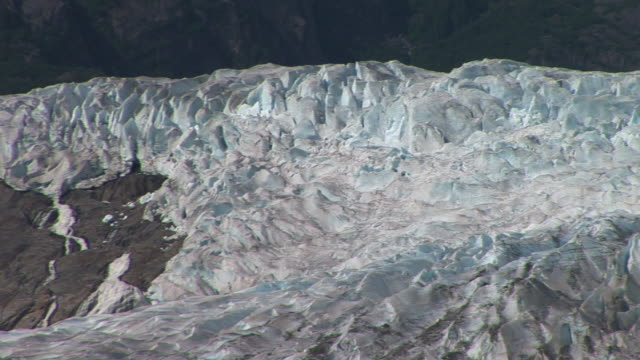 MS, PAN, Mendenhall Glacier, Tongass National Forest, Alaska, USA