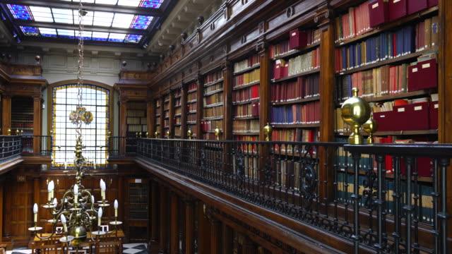 Menendez Pelayo Library in Santander