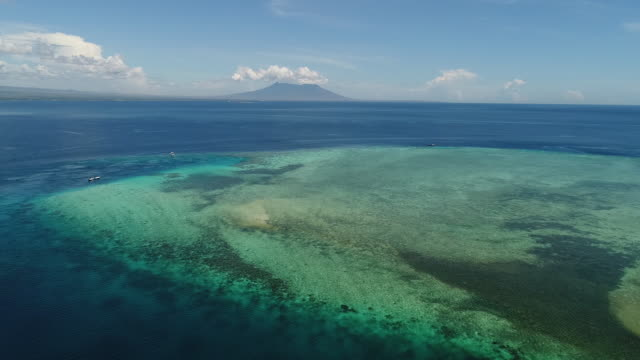menjangan island, west bali national park. - north bali stock videos & royalty-free footage