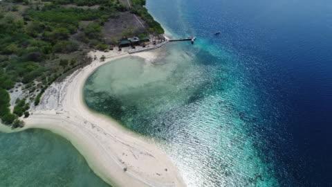 stockvideo's en b-roll-footage met menjangan island, west bali national park. - bali