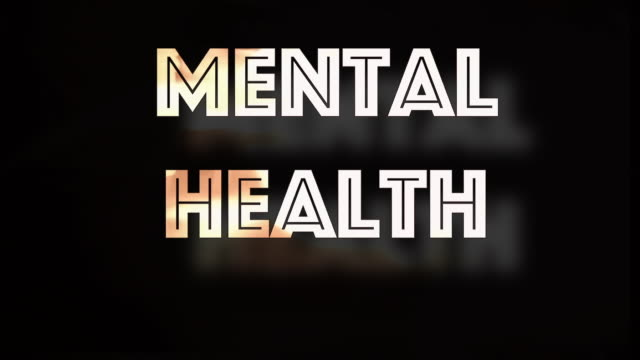mental health issue computer graphic - schizophrenia stock videos & royalty-free footage