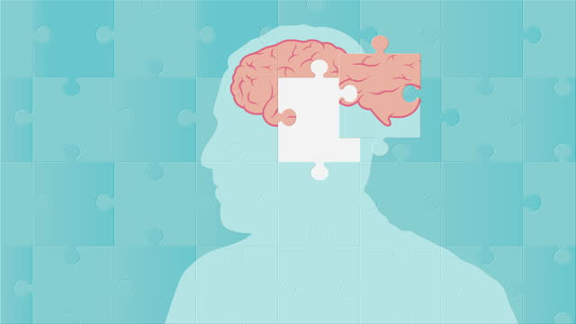 mental health - human brain stock videos & royalty-free footage