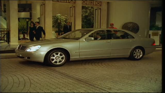 mercedes s class - mercedes benz stock videos & royalty-free footage