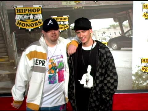 mercury storm and noose at the 2006 vh1 hip hop honors at the hammerstein ballroom in new york new york on october 7 2006 - hammerstein ballroom bildbanksvideor och videomaterial från bakom kulisserna