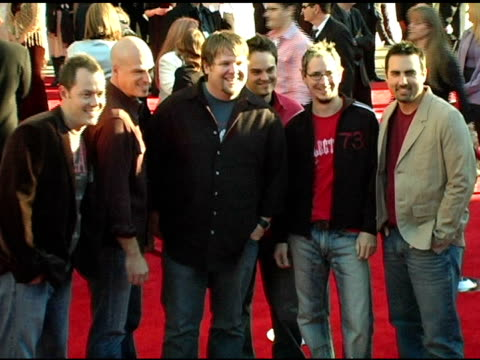 mercyme at the 2004 american music awards red carpet at the shrine auditorium in los angeles, california on november 14, 2004. - shrine auditorium stock videos & royalty-free footage