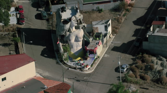 mermaid house in puerto nuevo mexico - 10 sekunden oder länger stock-videos und b-roll-filmmaterial