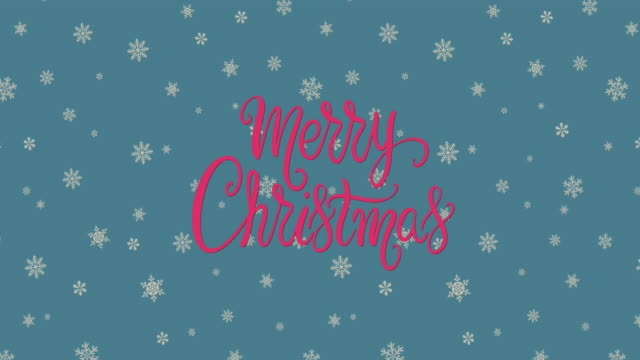 merry christmas animated lettering. - world title stock videos & royalty-free footage