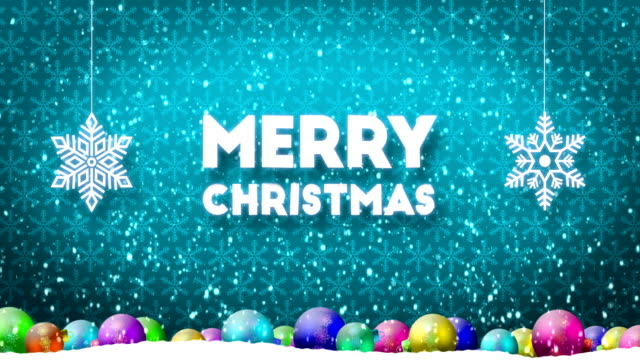 merry christmas greeting card - father christmas stock videos & royalty-free footage