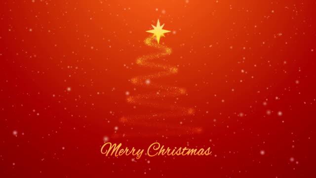 vídeos de stock e filmes b-roll de merry christmas - ano novo