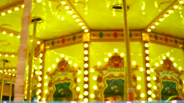 merry-go-round - foster care stock videos & royalty-free footage