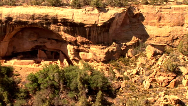 mesa verde national park - puebloan peoples stock videos & royalty-free footage