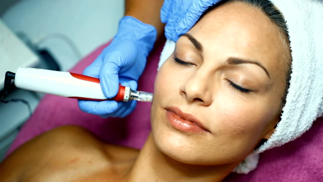 mesotherapy treatment - beauty treatment stock videos and b-roll footage