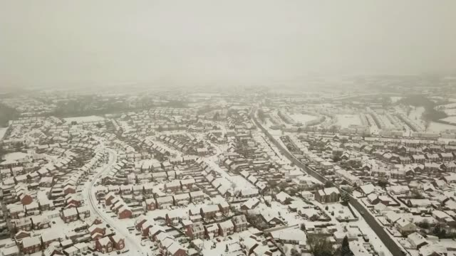 Met Office may use regional descriptions to aid understanding of forecasts DATE Snow covered town