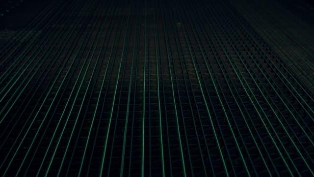 金属工場の背景 - 鉄工所点の映像素材/bロール