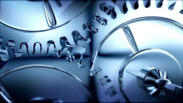 metal gear - clockworks stock videos & royalty-free footage