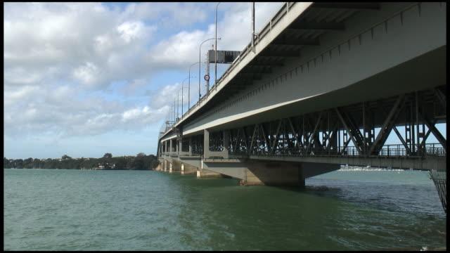 HD :金属を水平線:下からは、ハーバーブリッジ