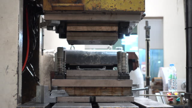 metal stamping machine