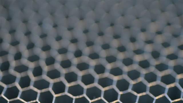 Metal surface close up