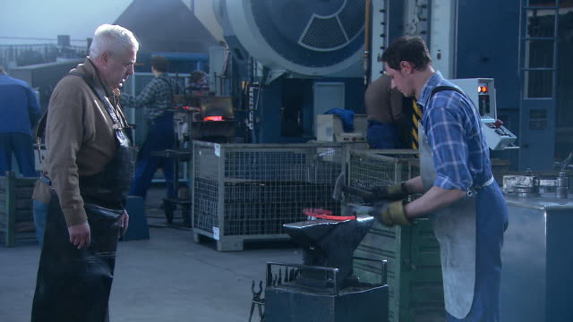 metalworking industry - strike industrial action stock videos & royalty-free footage