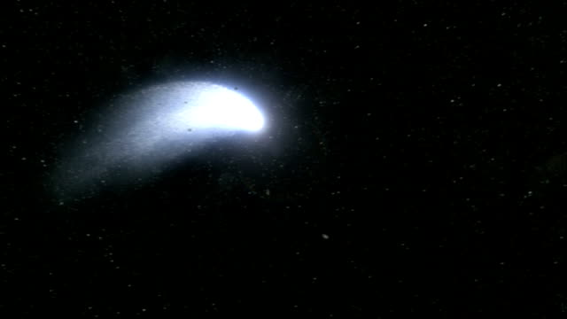 a meteor crashes into earth. available in hd. - meteor stock videos & royalty-free footage