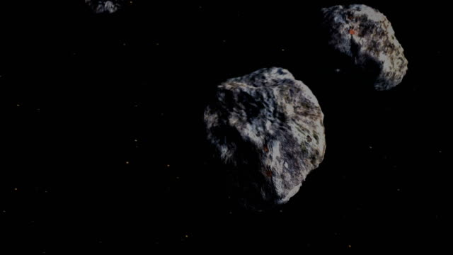 vídeos y material grabado en eventos de stock de meteor en dirección a tierra - meteorito espacio