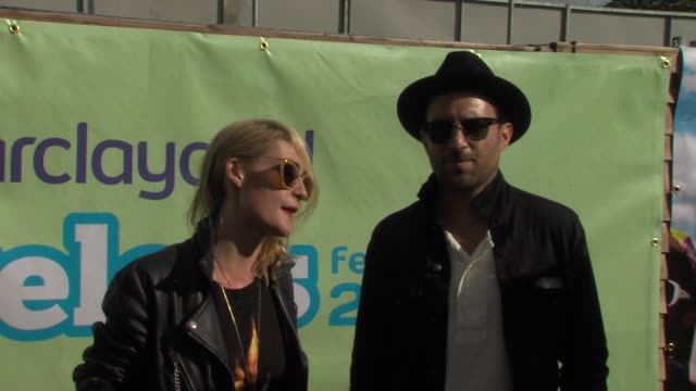 metric on scoring the soundtrack for cosmopolis the challenges of making a film score at wireless festival 2012 on july 06 2012 in london england - soundtrack stock videos & royalty-free footage