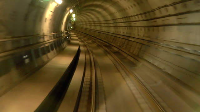 Metro - Copenhagen, Denmark