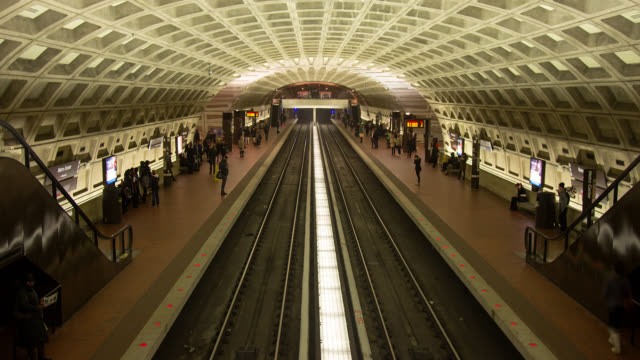 T/L Metro Station in Washington DC